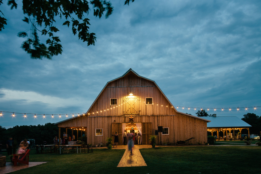 Fairview Farm Events Powhatan Virginia Rustic Wedding