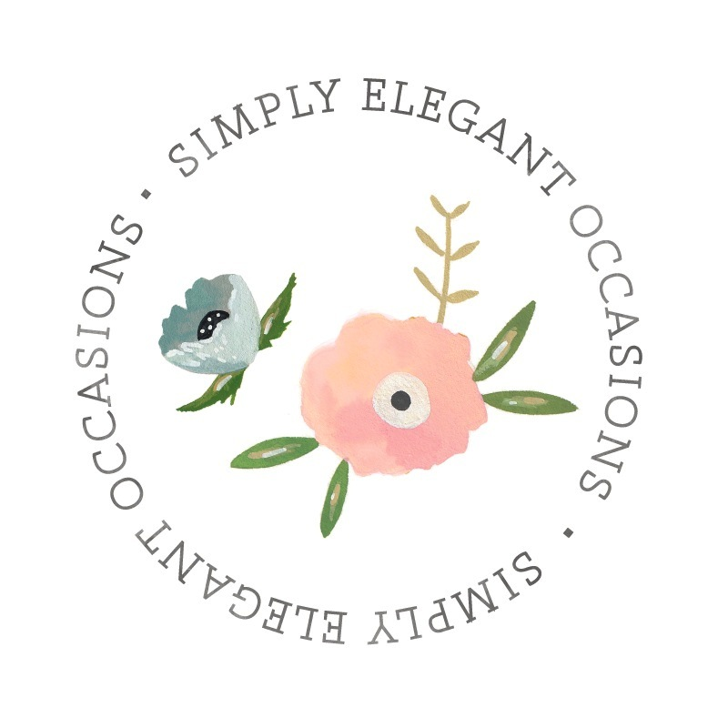 Simply Elegant Occasions Sandy Or Rustic Wedding Guide