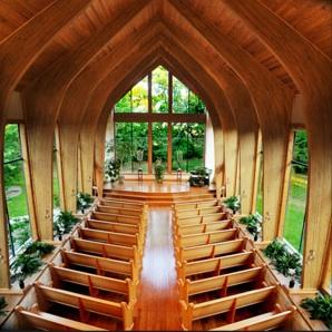 Harmony Chapel - Aubrey TX - Rustic Wedding Guide