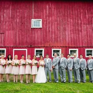 Hope Glen Farm - Cottage Grove MN - Rustic Wedding Guide