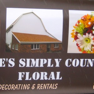 Carries simply country floral decorating appleton wi rustic carries simply country floral decorating junglespirit Choice Image