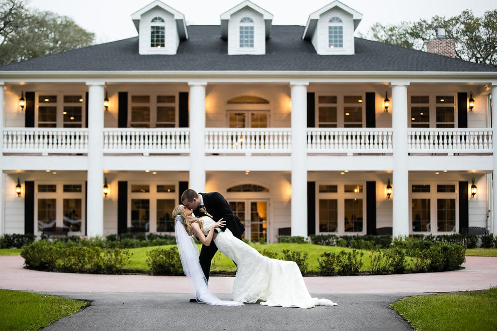 Unique Wedding Venues Near Me For Unforgettable Moment: THE SPRINGS In Angleton, Magnolia Manor