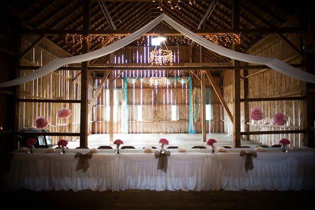 Bennett Barn Milford Wi Rustic Wedding Guide