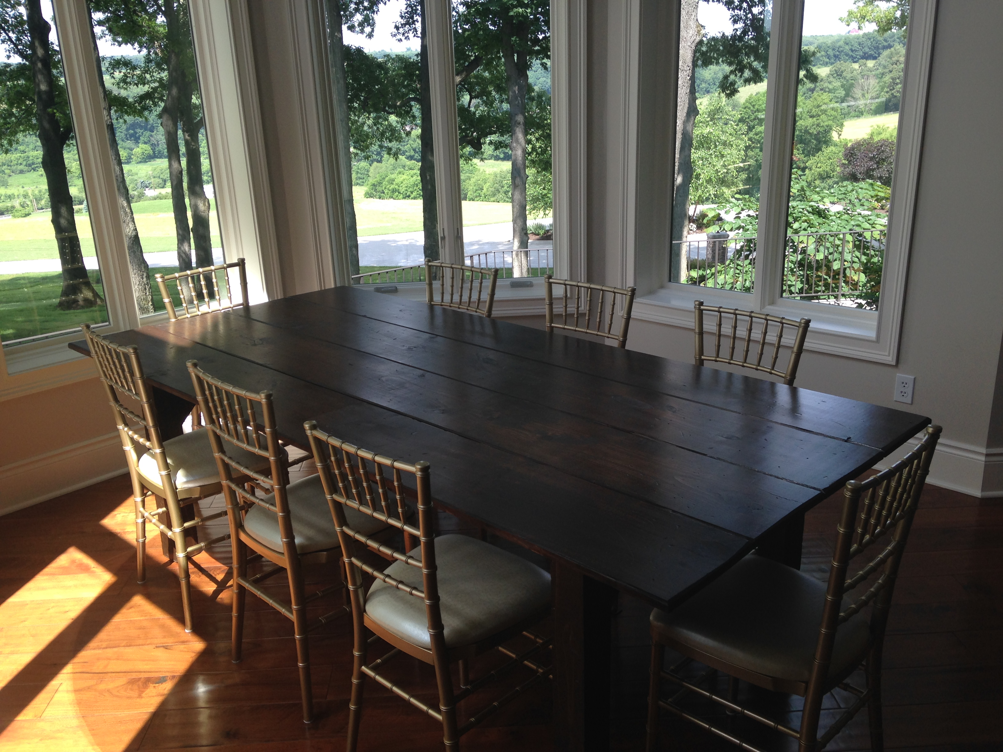 Farm Table Rental Pittsburgh Beaver Pa Rustic Wedding