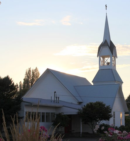 Hubbard Chapel Hubbard Oregon Rustic Wedding Guide