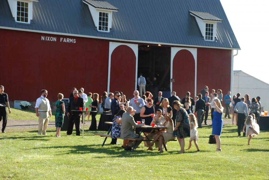 Nixon Farms Dexter Mi Rustic Wedding Guide