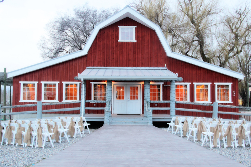 The Barn At Linden Nursery - Lindon UT - Rustic Wedding Guide