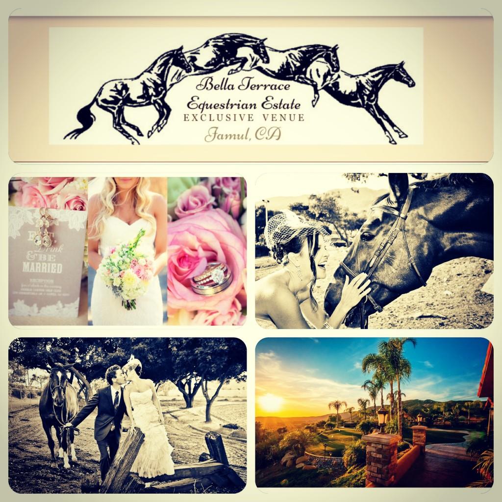 Bella Terrace Estate Jamul Ca Rustic Wedding Guide
