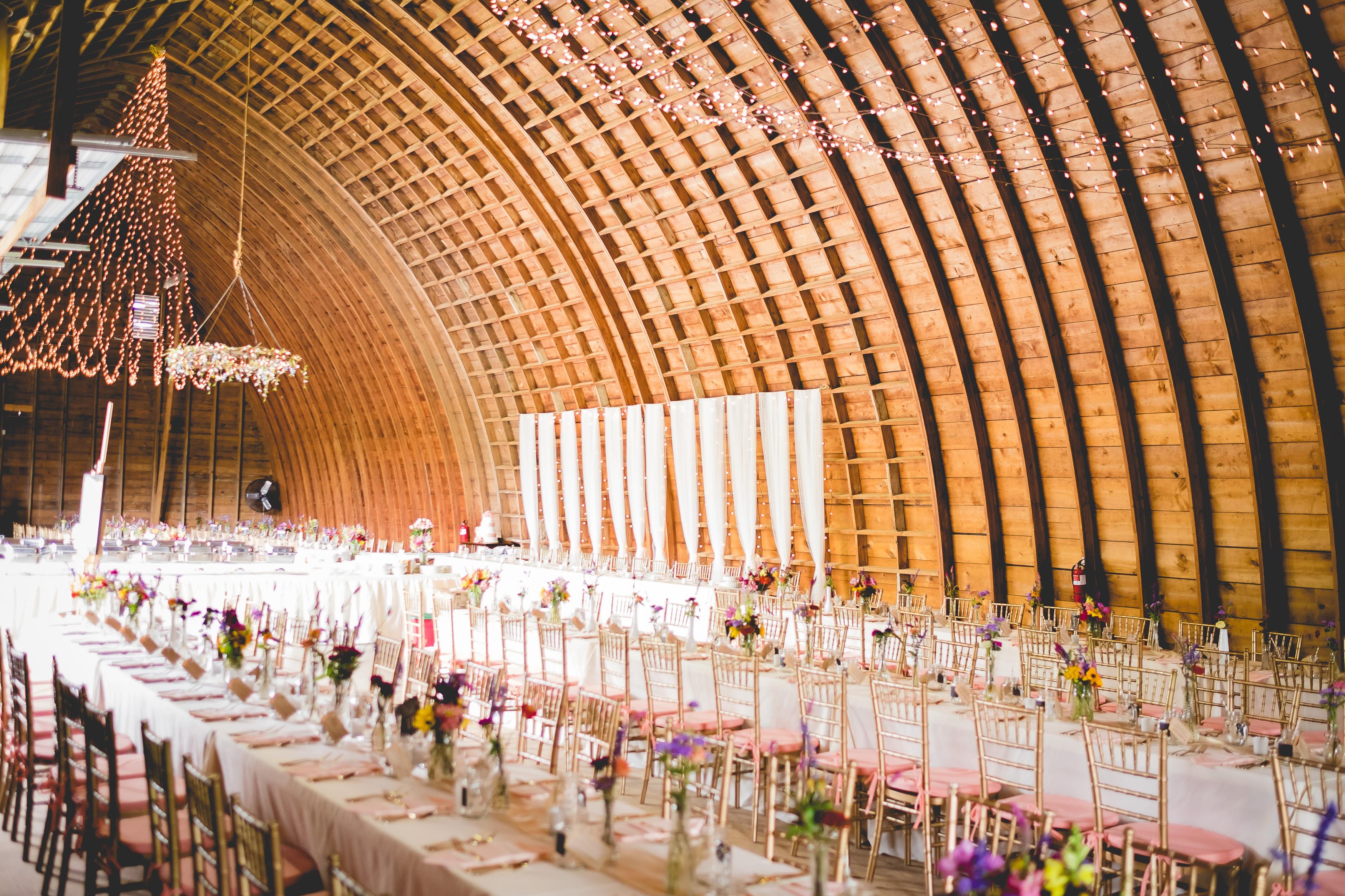 Bramblewood at Simmons Hickory Farm - McDonald PA - Rustic Wedding Guide