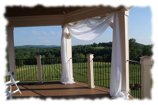Cana vineyards wedding