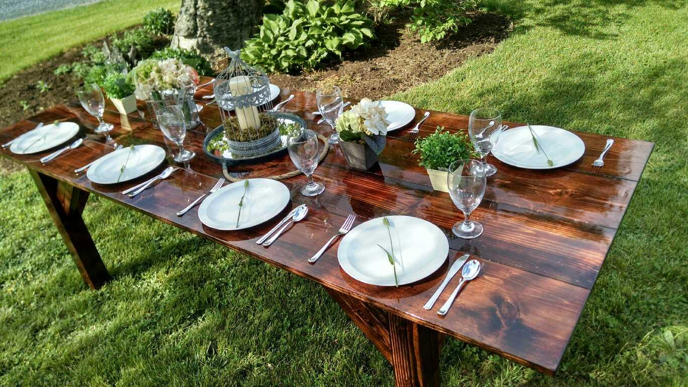 Country Creek Farmhouse Tables Chambersburg Pa Rustic