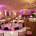 Pink-Uplighting-Wedding