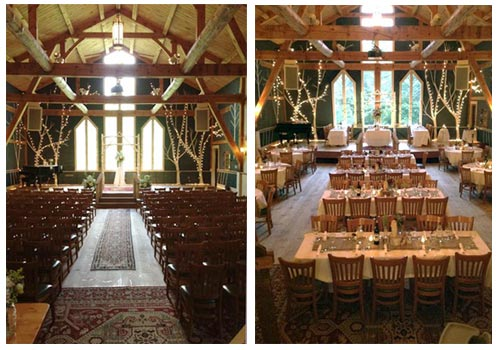 Stone Mountain Arts Center Brownfield Maine Rustic Wedding Guide