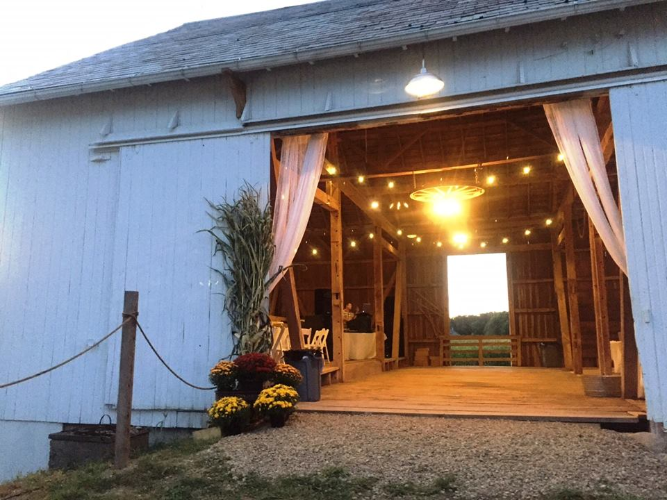 The Barnstone Wooster Oh Rustic Wedding Guide