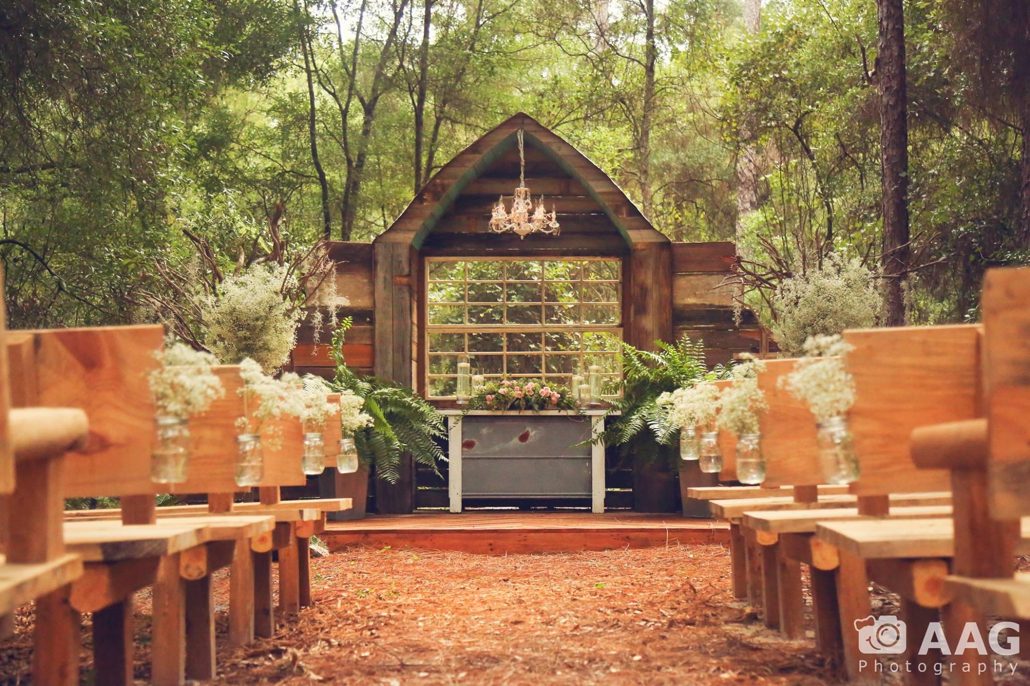 Bridle Oaks Barn Llc Deland Fl Rustic Wedding Guide