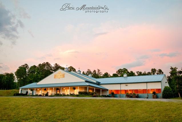 Hills Creek Events Rockmart Ga Rustic Wedding Guide