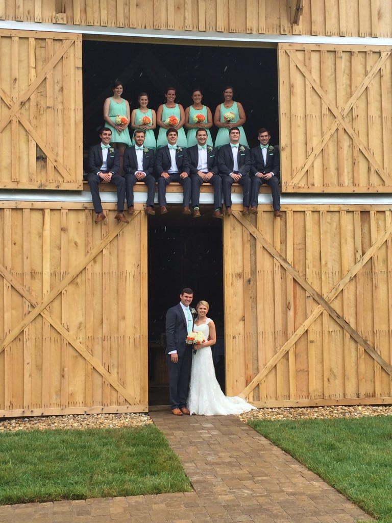 Oakwood Hall Russellville Ky Rustic Wedding Guide
