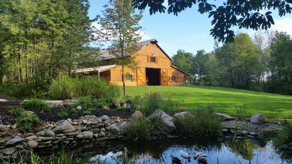 Hidden Hollow Farm Crawfordsville In Rustic Wedding Guide