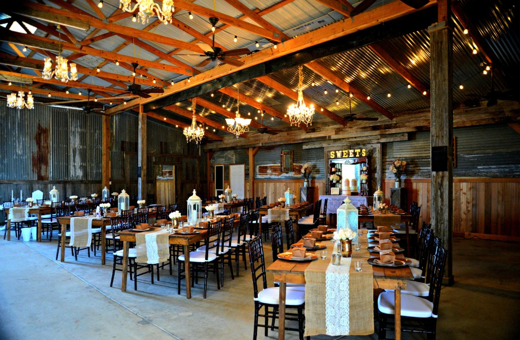 The Barn At Four Pines Ranch Crosby Tx Rustic Wedding