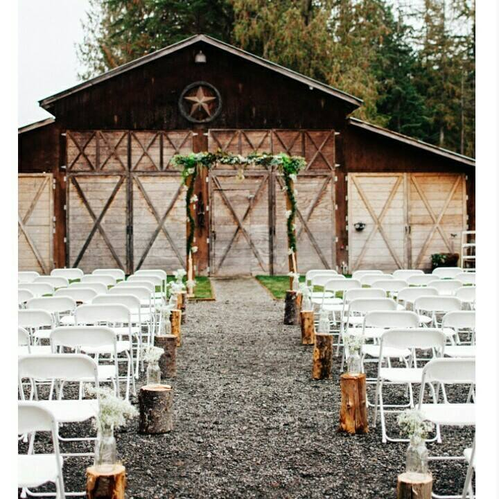 Wedding Venues White River: Ol' Hitchin Post Ranch