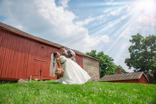 The Barn at Stratford - Delaware OH - Rustic Wedding Guide