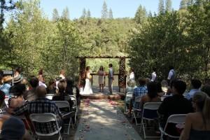 Earthtrek Expeditions Lotus Ca Rustic Wedding Guide