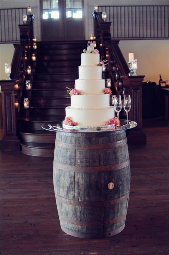 Nc Wine Barrel Matthews Nc Rustic Wedding Guide