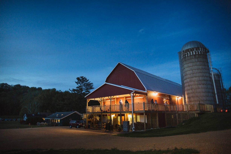 Justin Trails Resort Sparta Wisconsin Rustic Wedding Guide