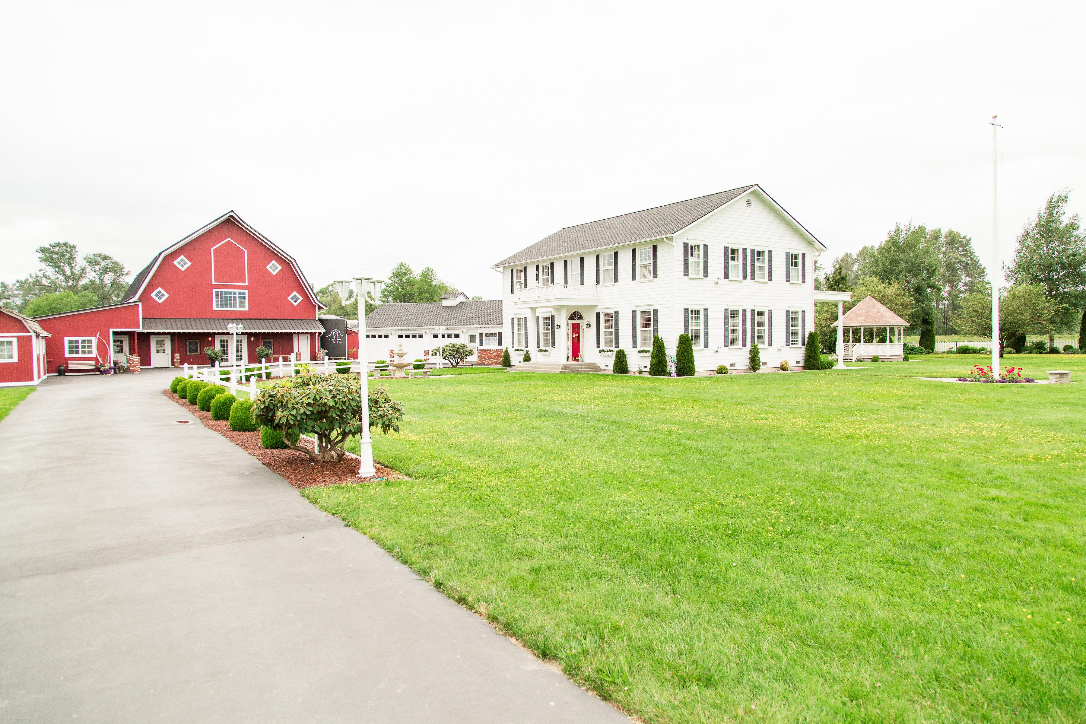 Stilly Brook Farm Arlington Wa Rustic Wedding Guide