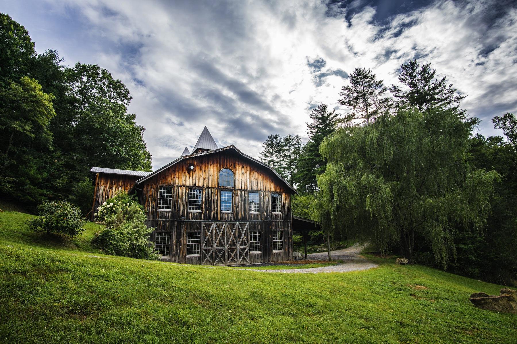 Fines Creek Farm Clyde Nc Rustic Wedding Guide
