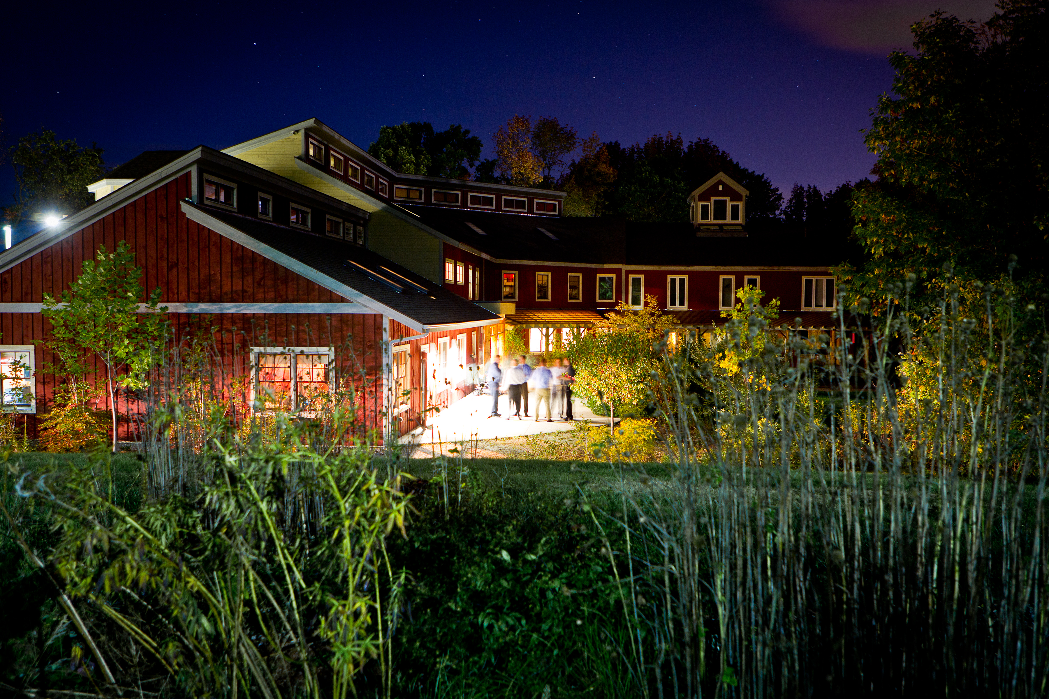 NH Audubon McLane Center - Concord NH - Rustic Wedding Guide