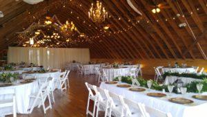 Maine Wedding Barn Event Center