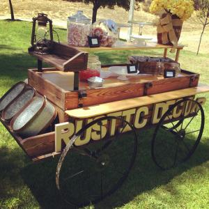 Rustic Decor And More Wedding Event Als