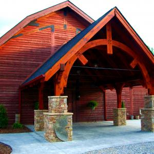 Mcguire S Millrace Farm Murphy North Carolina Rustic Wedding Guide